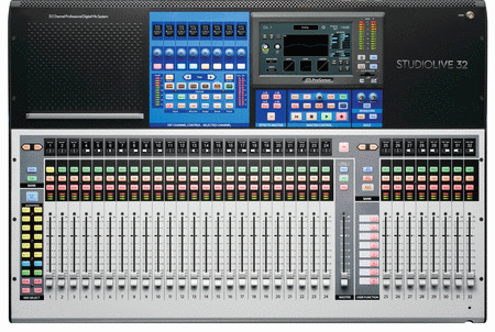 StudioLive® 32 (III Series)