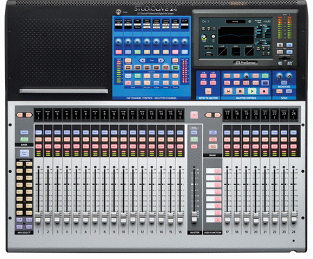 StudioLive® 24 (III Series)