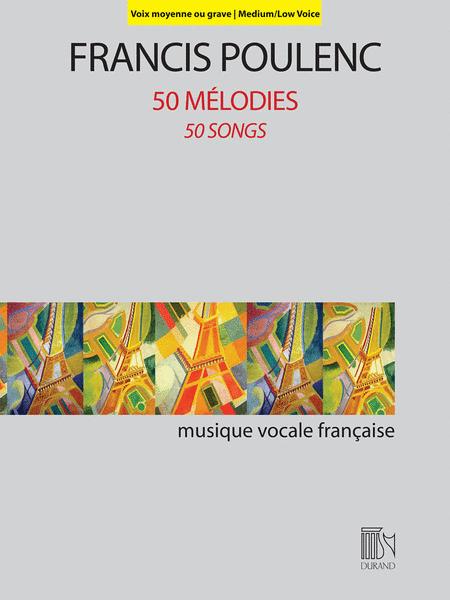 50 Mélodies (50 Songs)