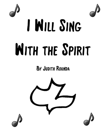 I Will Sing With the Spirit