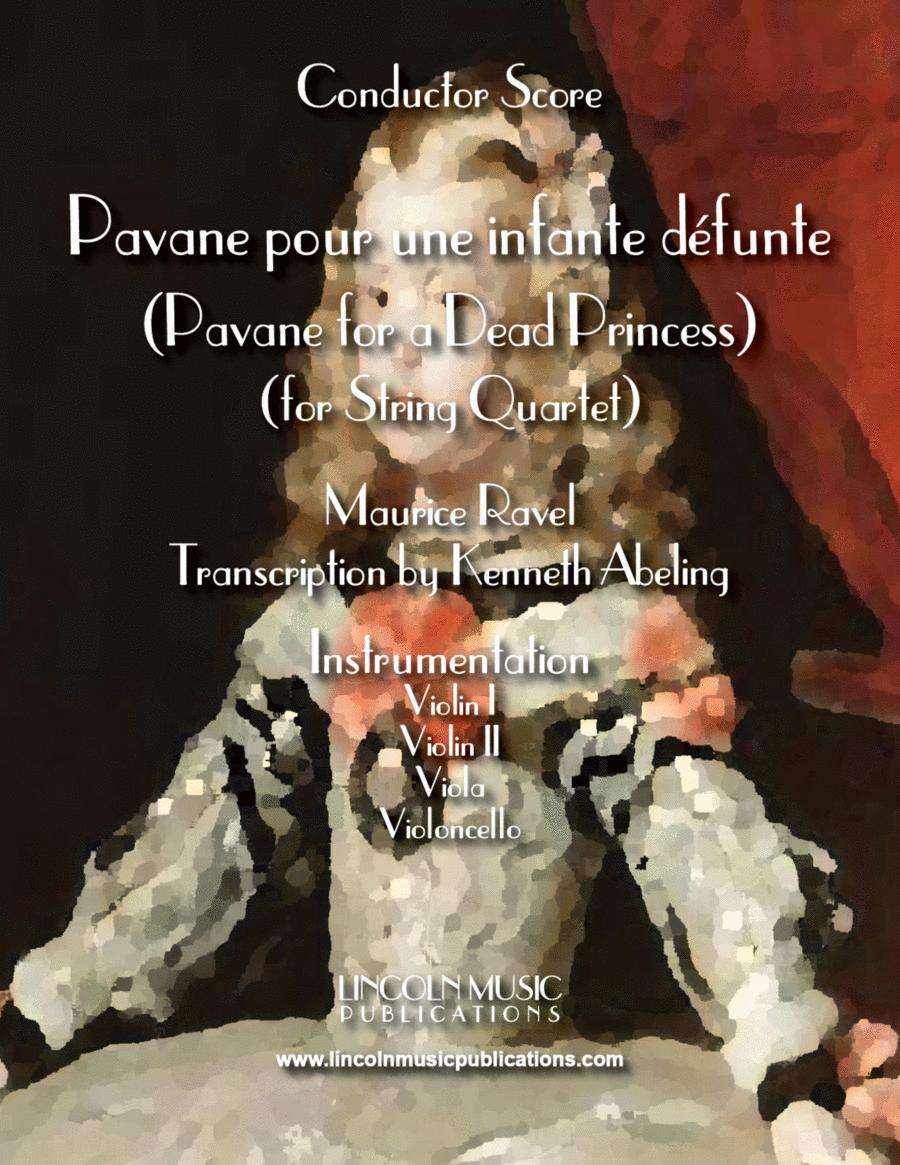 Ravel - Pavane For A Dead Princess (for String Quartet)