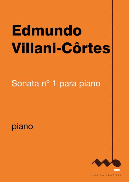 Sonata n.1 para piano