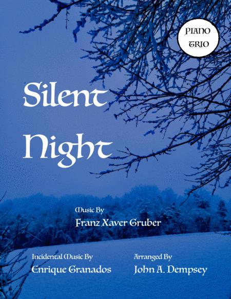 Silent Night (Trio for Violin, Cello and Piano)