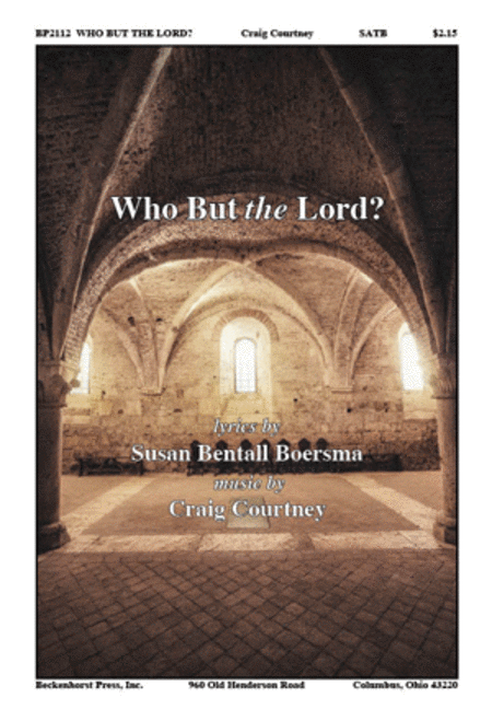 Who But The Lord