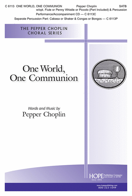 One World, One Communion
