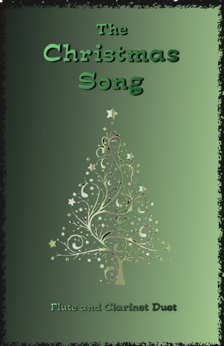 The Christmas Song (Chestnuts Roasting On An Open Fire), Duet for Flute and Clarinet