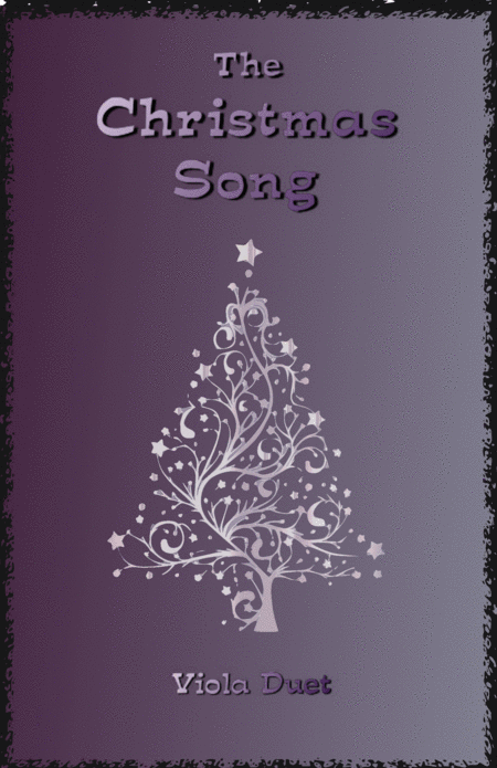 The Christmas Song (Chestnuts Roasting On An Open Fire) Duet for Two Violas