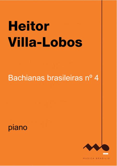 Bachianas brasileiras n.4 (versão para piano)