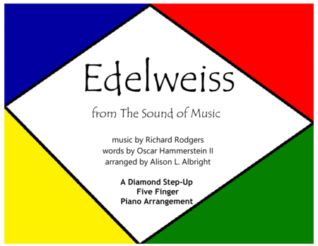 Edelweiss from the Sound of Music (easy piano)