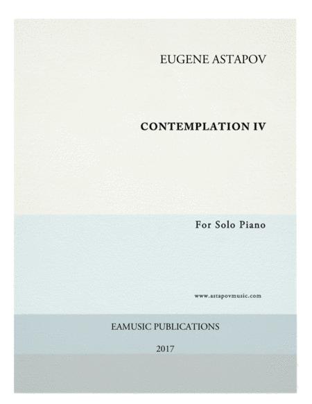 Contemplation IV