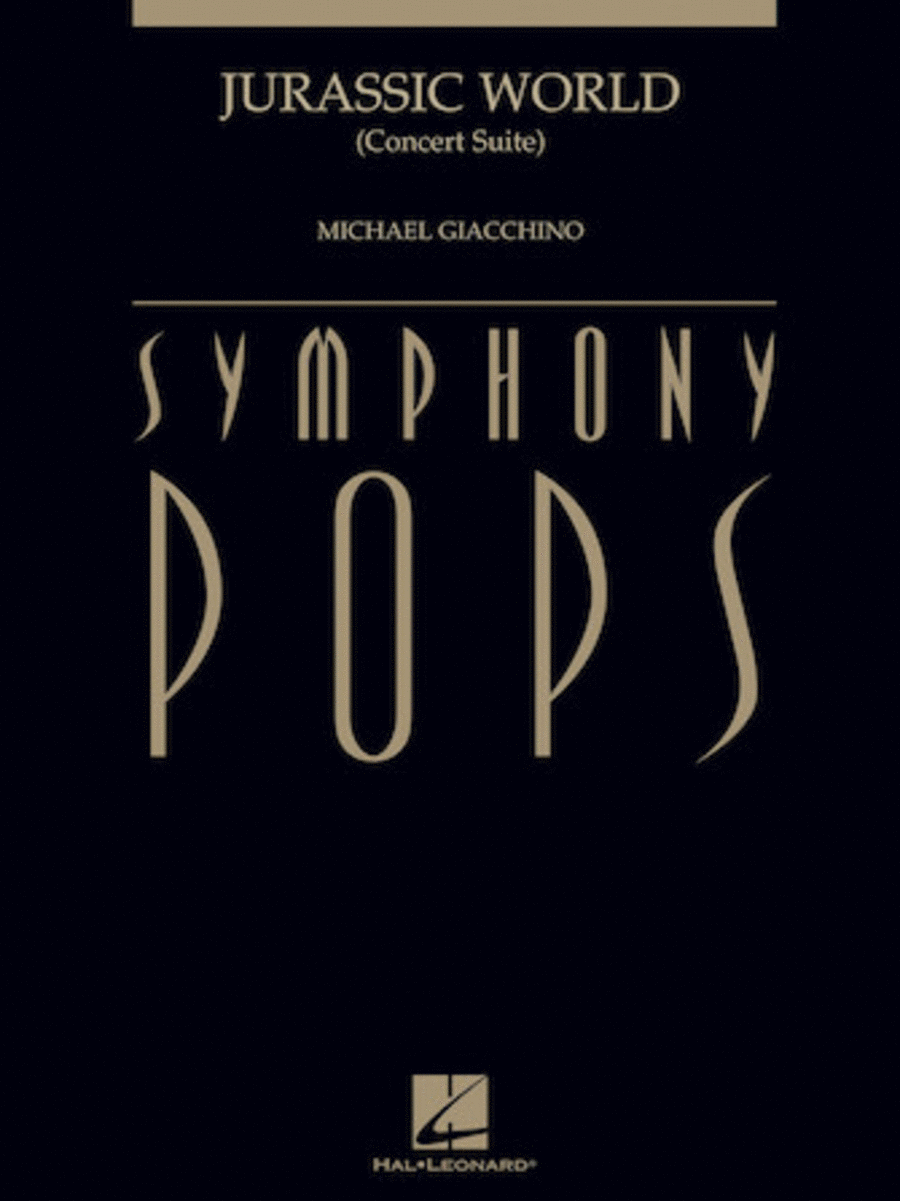 Jurassic World (Concert Suite)