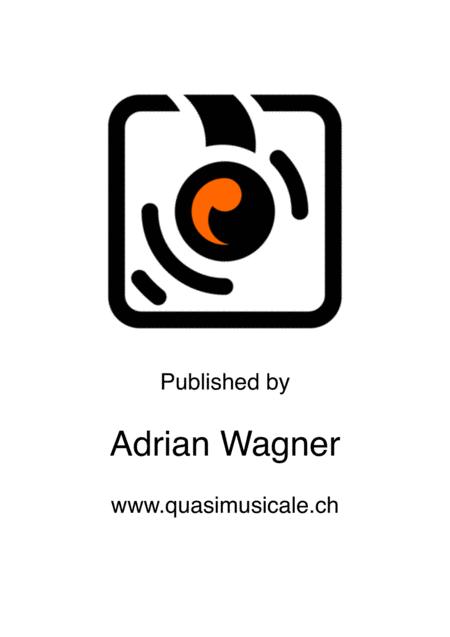 Away In A Manger (Brass Quintet) arr. Adrian Wagner