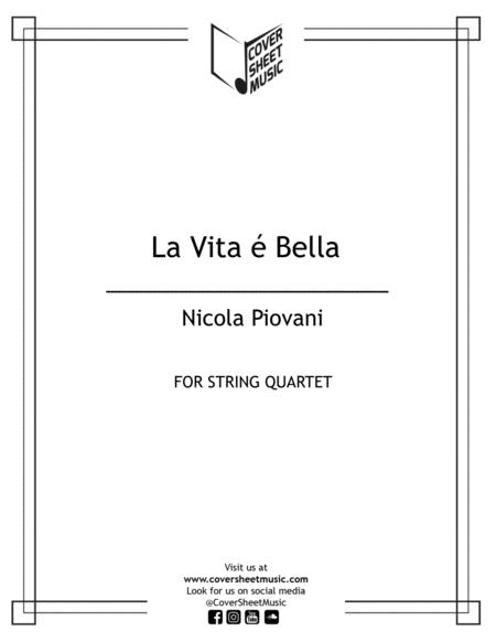 La Vita é Bella String Quartet