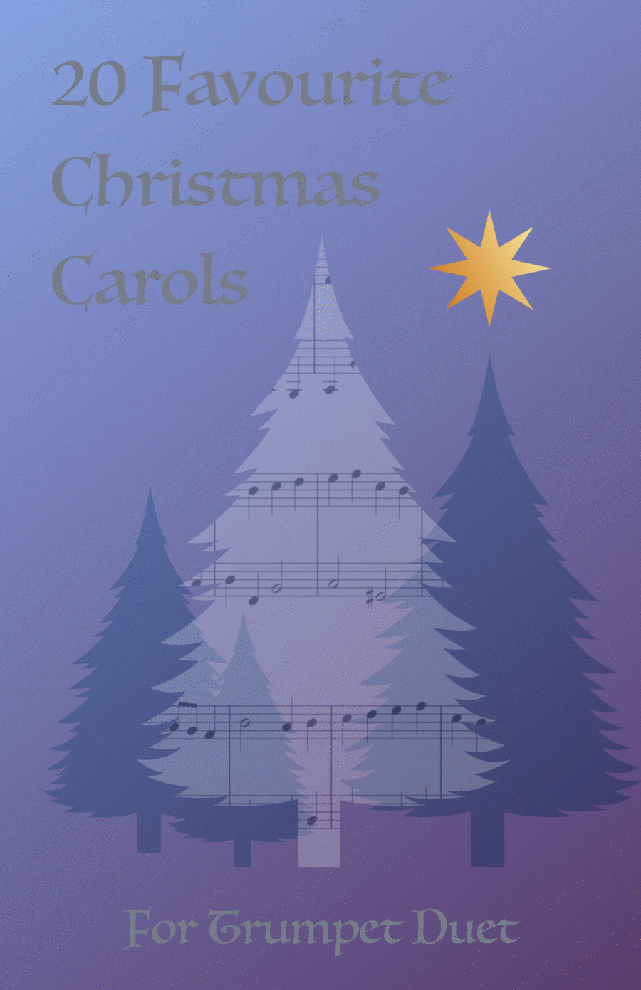 20 Favourite Christmas Carols for Trumpet Duet