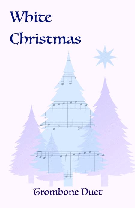 White Christmas, Duet for Two Trombones