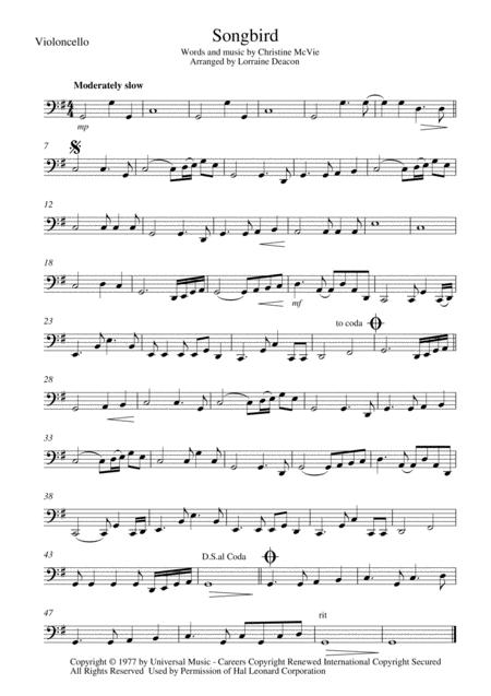 Songbird String Quartet