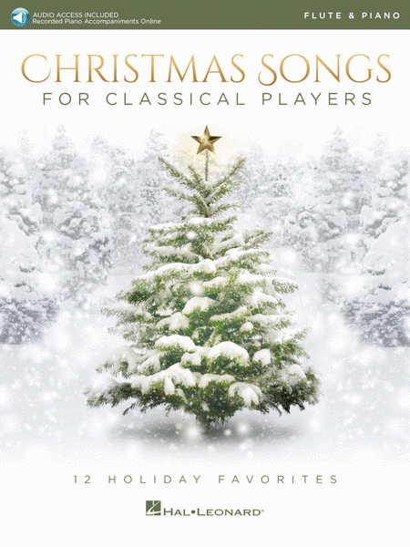 Christmas Songs for Classical Players - Flute and Piano