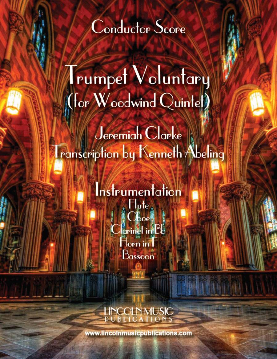 Trumpet Voluntary (for Woodwind Quintet)