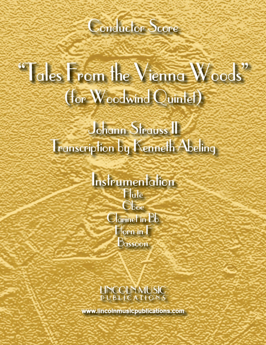 Tales From the Vienna Woods (for Woodwind Quintet)