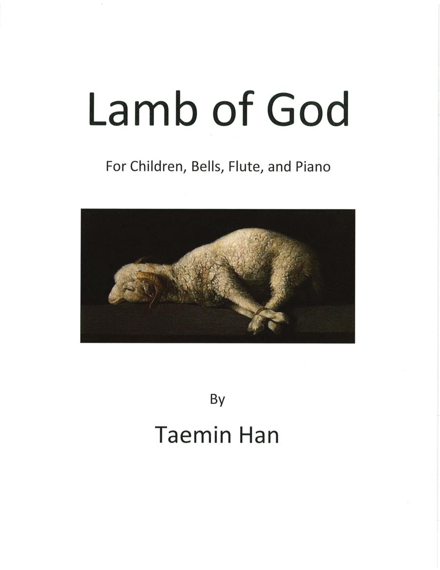 Lamb of God for Children's Choir