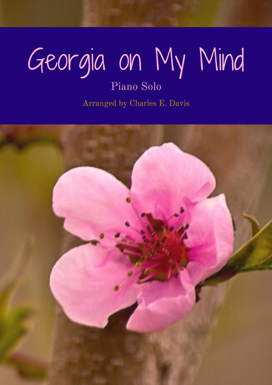 Georgia On My Mind - Piano Solo or Small Jazz Ensemble