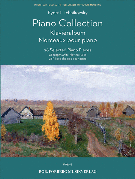 Tchaikovsky: Piano Collection