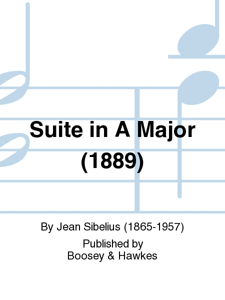 Suite in A Major (1889)