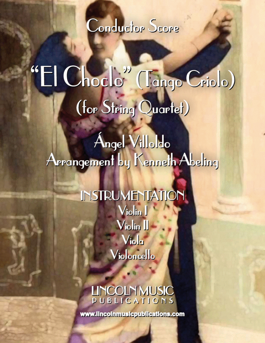 El Choclo (Tango) (for String Quartet)
