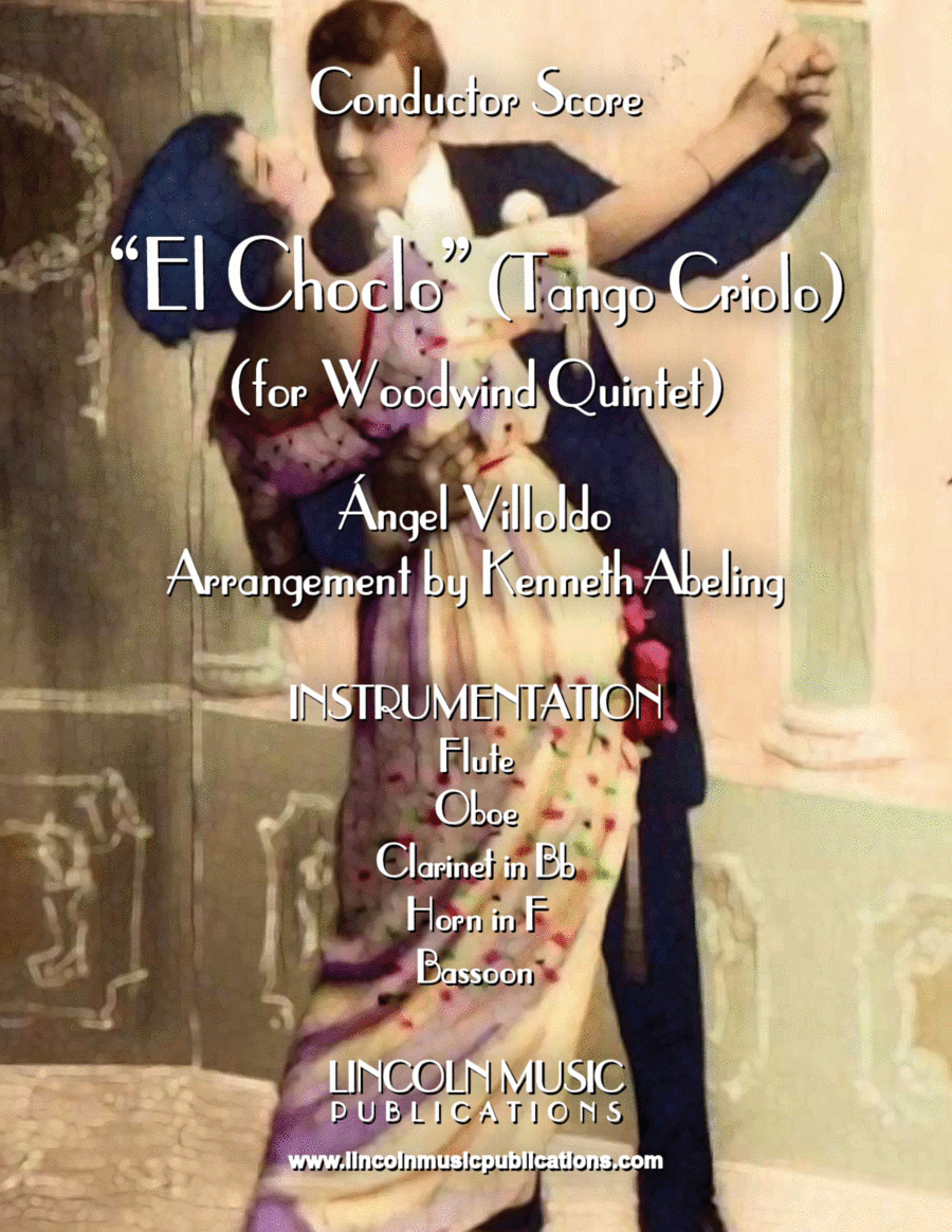El Choclo (Tango) (for Woodwind Quintet)
