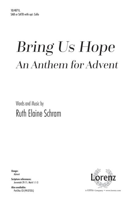 Bring Us Hope