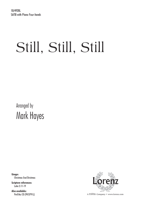 Still, Still, Still