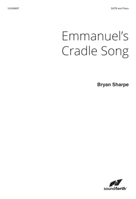 Emmanuel's Cradle Song