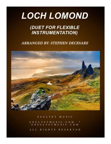 Loch Lomond (Duet for Flexible Instrumentation)