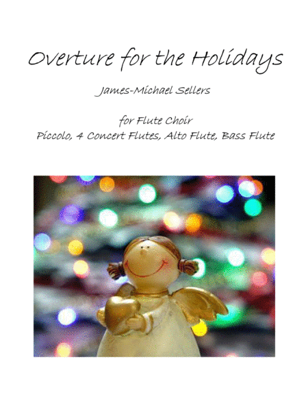 Overture for the Holidays (for Flute Choir)