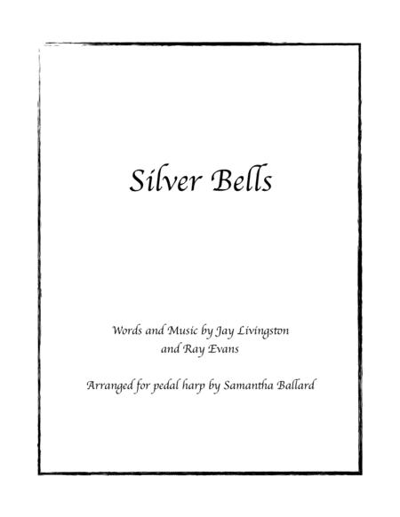 Silver Bells - Harp Solo