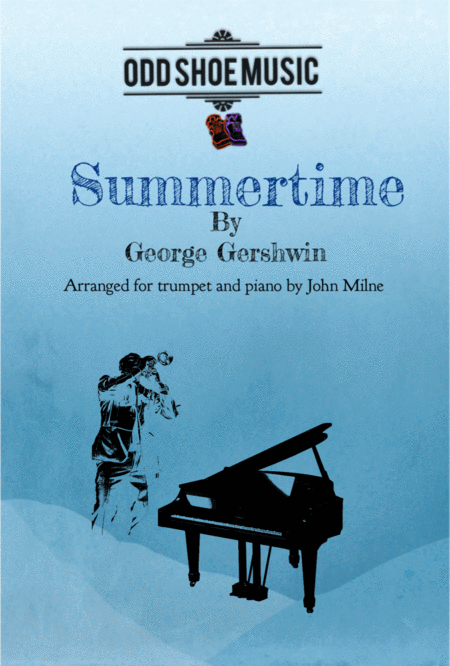 Summertime for Trumpet and Piano