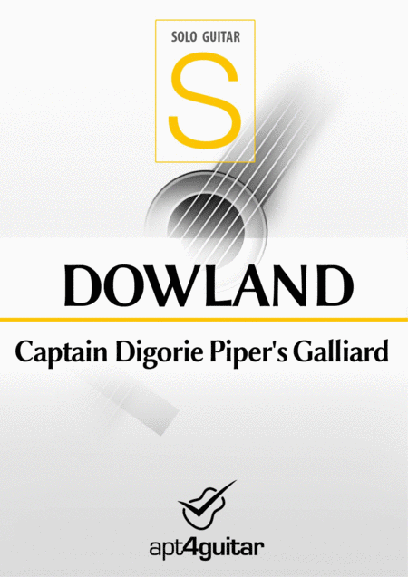 Captain Digorie Piper's Galliard