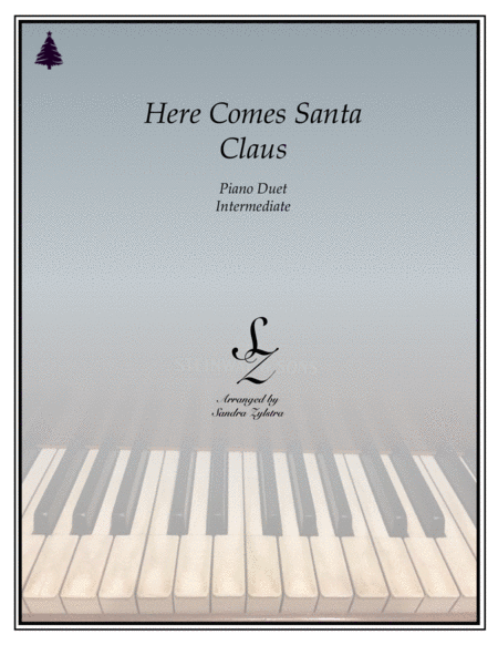 Here Comes Santa Claus (Right Down Santa Claus Lane)