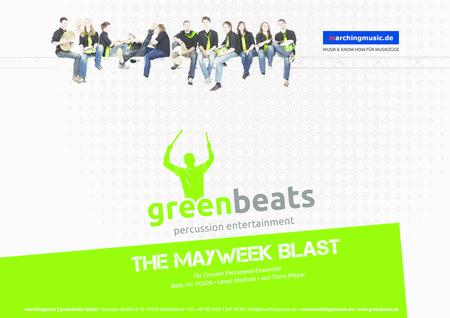 THE MAYWEEK BLAST (greenbeats)