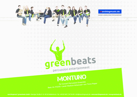 MONTUNO (greenbeats)