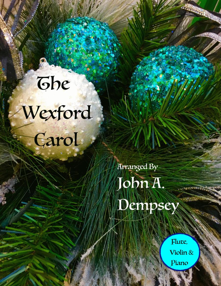 The Wexford Carol (Trio for Flute, Violin and Piano)