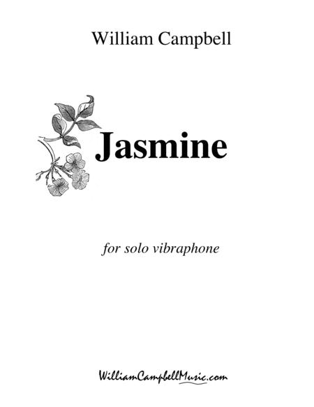 Jasmine, for solo vibraphone