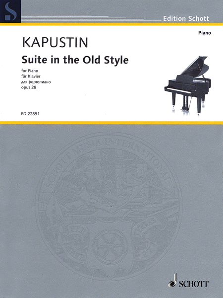 Suite in the Old Style, Op. 28