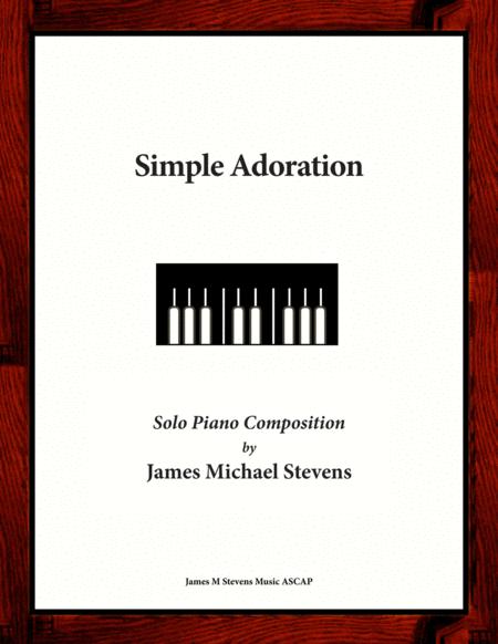 Simple Adoration