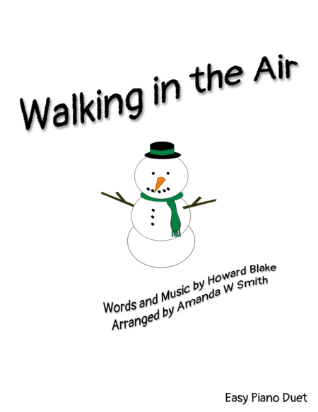 Walking In The Air (From the Movie