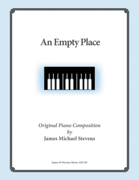 An Empty Place - Sad Piano