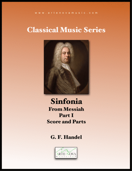 Sinfonia. From Messiah. Part 1