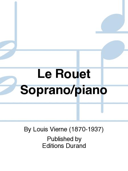 Le Rouet Soprano/piano