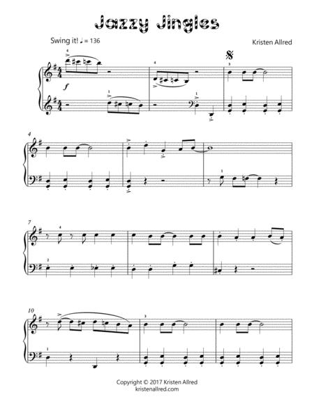 Jazzy Jingles  (Jingle Bells)