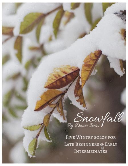 Snowfall - 5 wintry piano solos